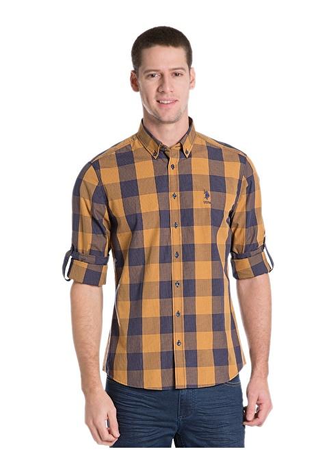 U.S.Polo Assn. Gömlek Sarı